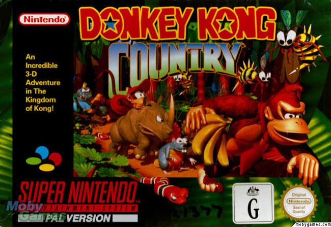 Donkey Kong é até hoje um sucesso de venda e foi um dos primeiros jogos lançados pela Nintendo