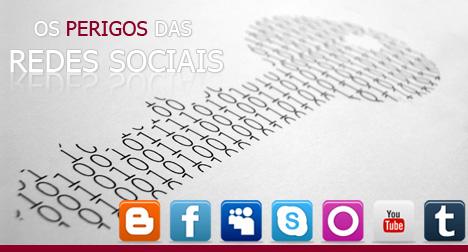 Os perigos das redes sociais