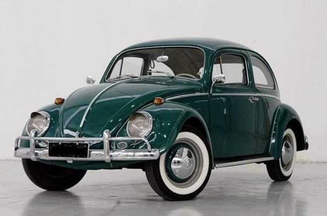 O tão popular Fusca, foi um dos mais aclamados e desejados automóveis no Brasil