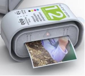 Impressora Reciclável
