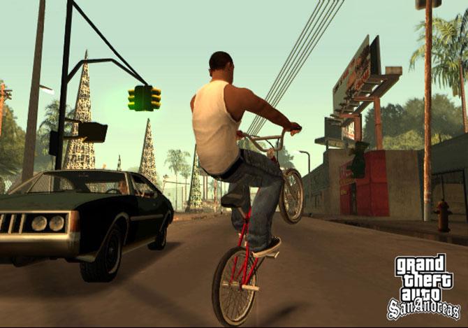 GTA San Andreas é um dos jogos mais revolucionários de todos os tempos.
