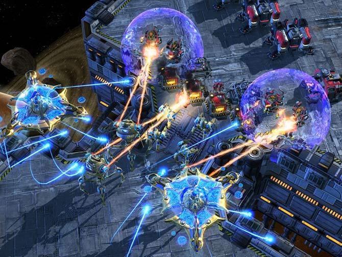 Starcraft-II-gameplay