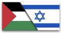 Resumo da questão árabe-israelense bandeiras