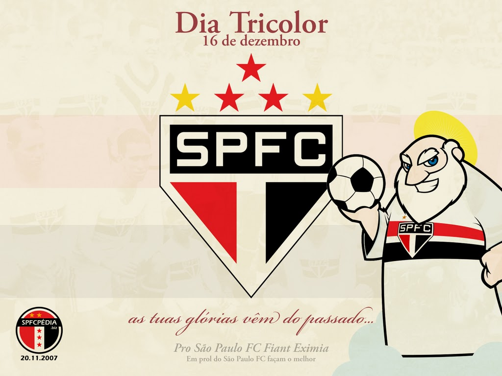 Dia Tricolor Wallpaper