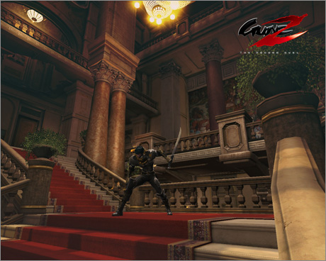 Gunz2-Screenshot