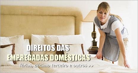 Direitos das empregadas domésticas