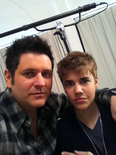 Justin Bieber novo corte de cabelo foto