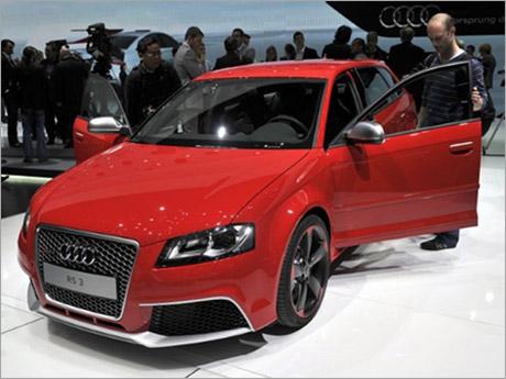 Audi RS3 Sportsback