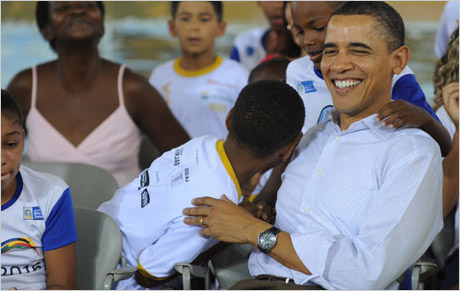 Obama-e-menindo-da-Cidade-de-Deus