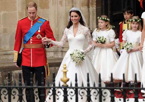 Casamento entre Kate e Willian