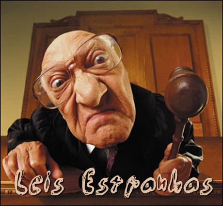 leis estranhas