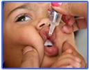 Vacina contra a parailisa infantil