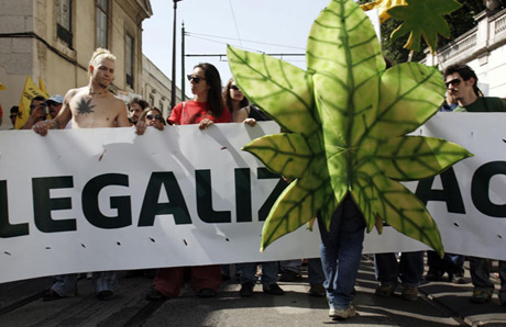 Legalização das Drogas