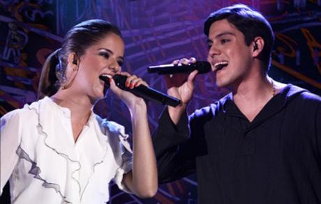 Maria Cecilia e Rodolfo Cantando