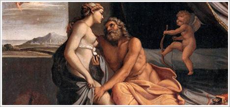 Zeus e Hera