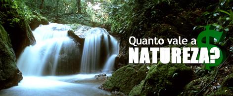Quanto vale a natureza?