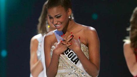 Angolana miss universo 2011