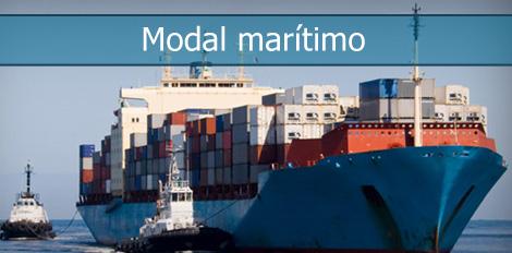 Modal marítimo