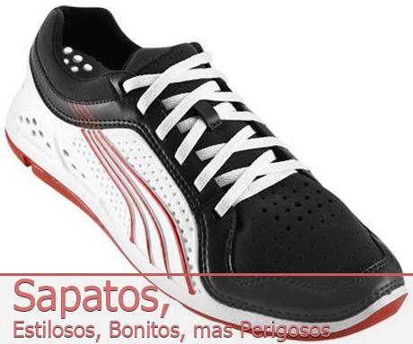 Problemas causados pelos sapatos