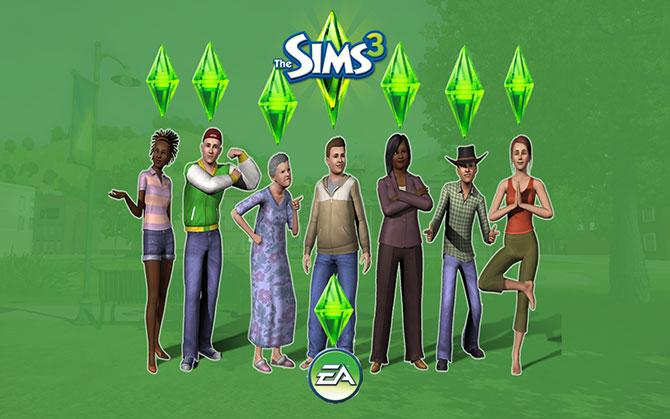 Confira todos os códigos de The Sims 3. (Imagem: Reprodução)