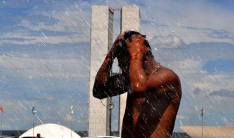 Calor de Brasilia