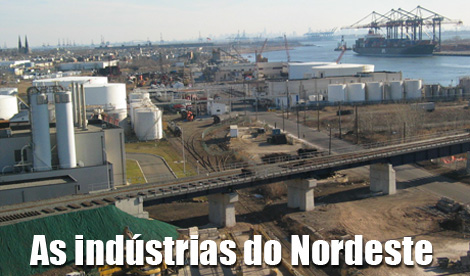 As indústrias do Nordeste
