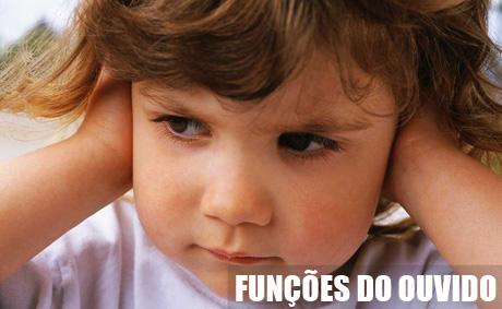 Funções do ouvido
