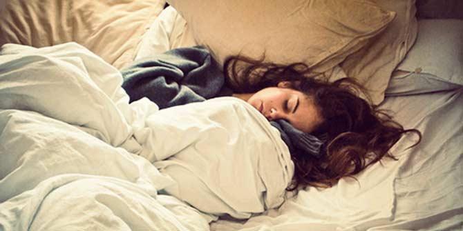 dormindo de forma errada