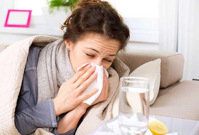 O resfriado é uma das doenças mais comuns que nos afetam