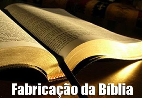Fabricação da Bíblia