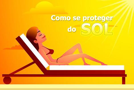 Como se proteger do Sol