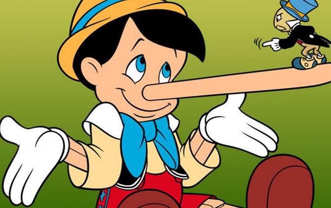 As chances de alguém nunca ter mentido na vida são quase nulas.