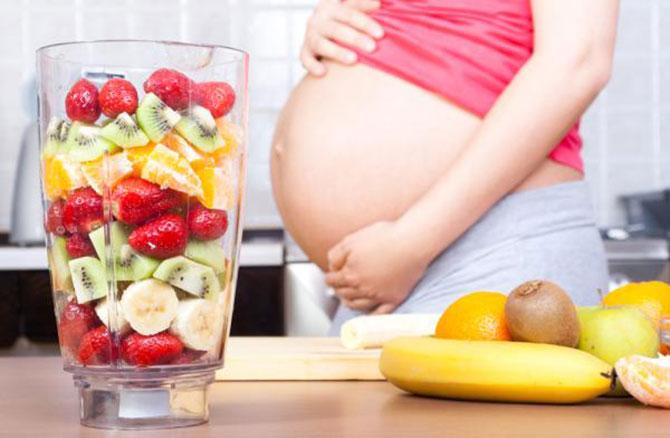 Manter uma boa alimentação é essencial para manter o peso.