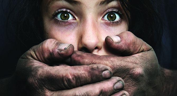 Muitas mulheres que sofrem agressão preferem não contar (Imagem: Reprodução)
