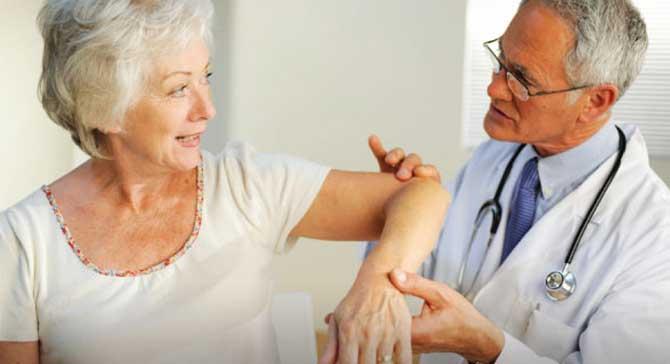 A osteoporose atinge principalmente as mulheres acima dos 60 anos