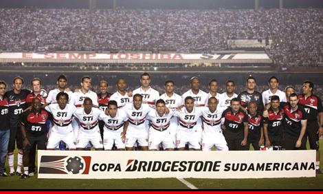 Campeão da Sul Americana 2012