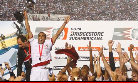 Lucas Campeão Sul Americana