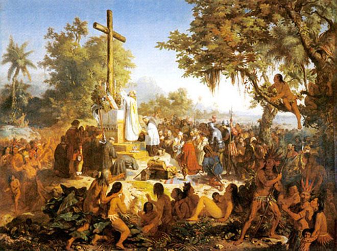 O quinhentismo se destacada, tanto pelos textos religiosos, feitos pelos padres colonizadores do Brasil, tanto quanto pela literatura descritiva, feita pelos exploradores.