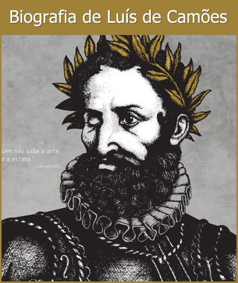 Luís Vaz de Camões biografia resumida
