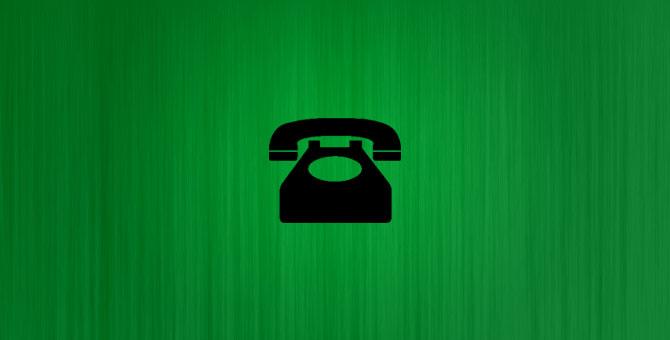 O telefone permitiu que as pessoas conseguissem falar em tempo real, com qualquer pessoa em longas distâncias.