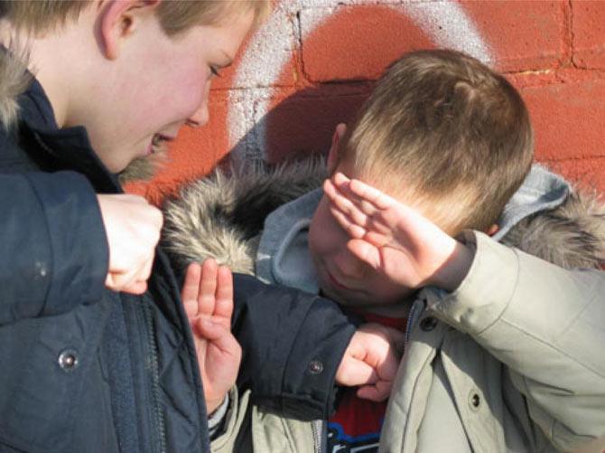 O Bullying é cada vez mais recorrente, principalmente em escolas