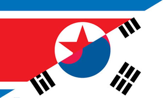 Divergentes em muitas opiniões, os Coreias vivem em pé de guerra. (Foto: Reprodução)