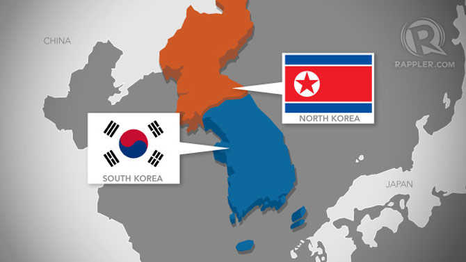 Coreia-do-norte-vs-coreia-do-sul