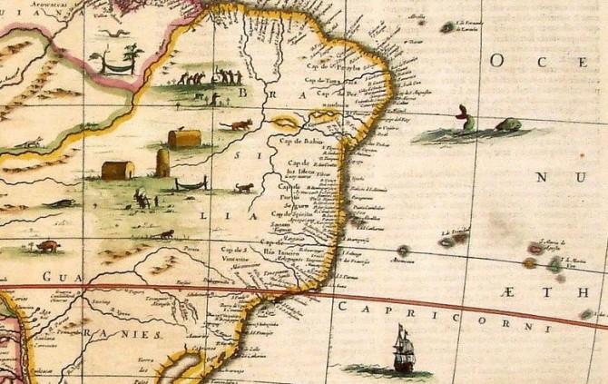 Primeiro nome dado ao país por Pedro Álvares Cabral foi Terra de Vera Cruz.