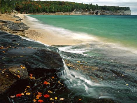 Papel de parede de praia