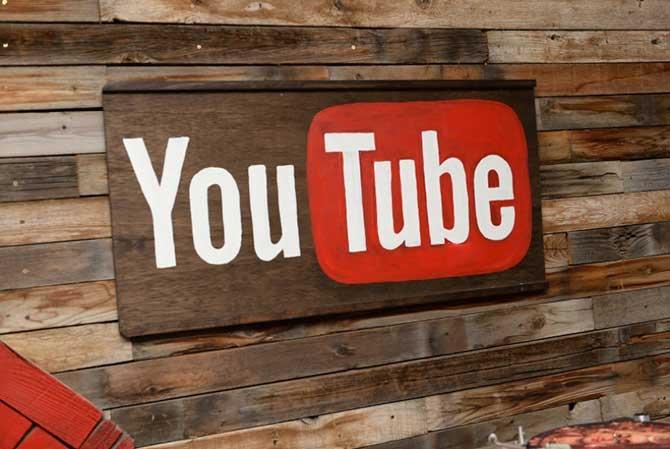 O YouTube é o maior site de compartilhamento de vídeos da internet