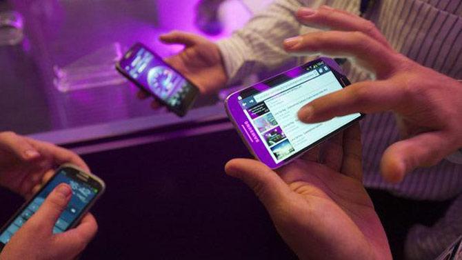 Velocidade maior da internet em aparelhos móveis