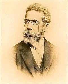 Machado de Assis, 1896. Considerado por muitos o maior literário nacional.