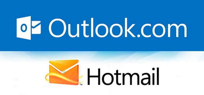 Hotmail öffnen