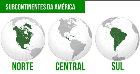 Subcontinente das américas